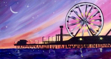Pier Painting Party Make & Take