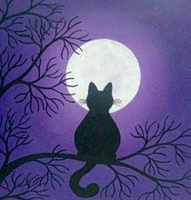 Cat In Tree Painting Party Make & Take