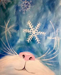 Snowflake Painting Party Make & Take