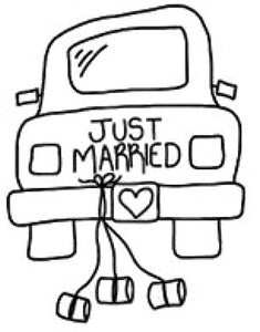 Just Married Painting Party Make & Take