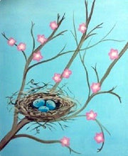 Birds Nest Painting Party Make & Take