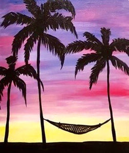 Beach Chairs Painting Party Make & Take