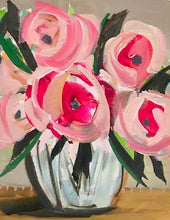 Flowers Painting Party Make & Take