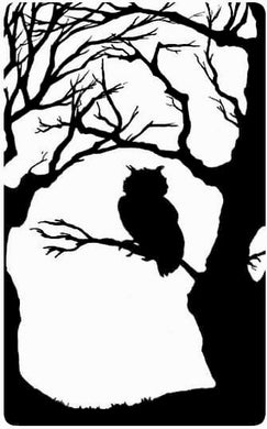 Owl In Tree Painting Party Make & Take