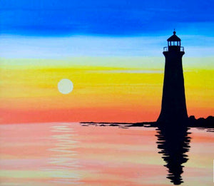 Lighthouse Painting Party Make & Take