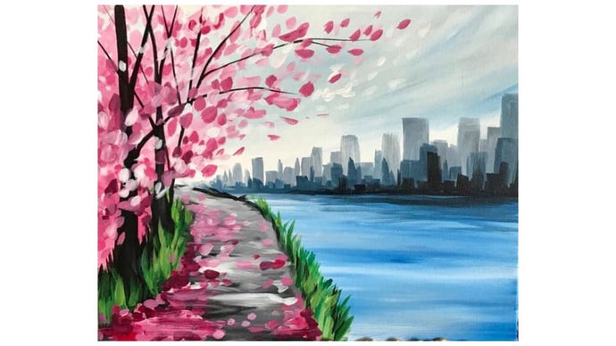 City Painting Party Make & Take