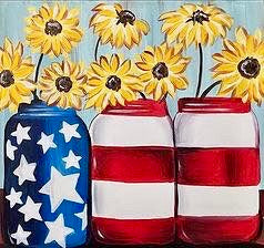 Sunflower Painting Party Make & Take