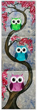 Owl Group Painting Party Make & Take