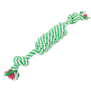 24cm Dog Toy Knot Cotton Rope