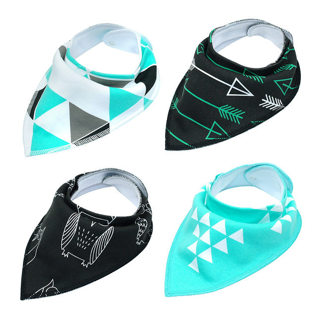 4pcs Bandana Pack