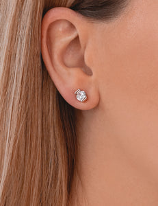 Arch Stud Earrings