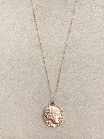 Goddess Athena Necklace