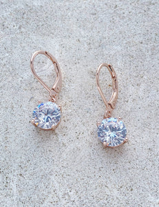 Zircon Sparks Earrings