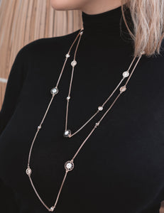 MB Rivet Necklace