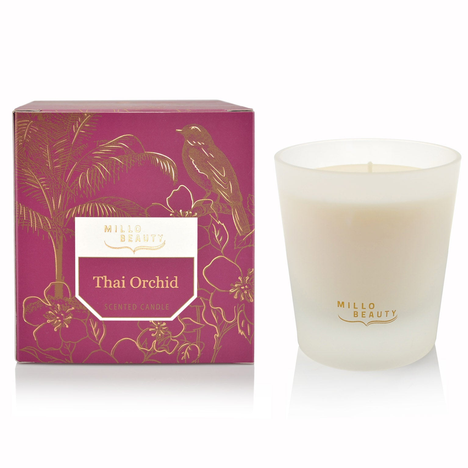 Thai Orchid Scented Candle