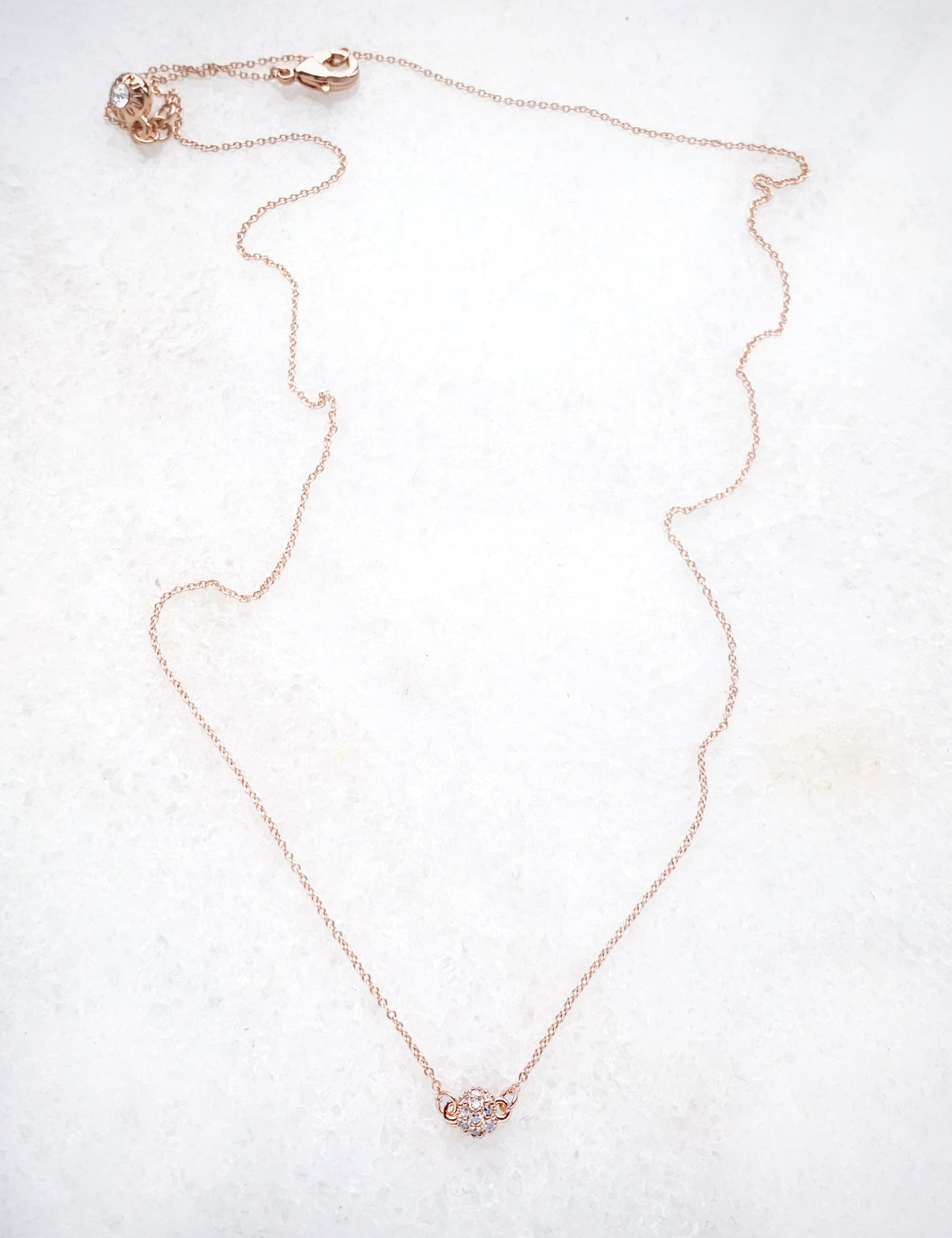 Petit Bisou Necklace