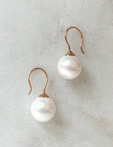 Roman Pearl Earrings