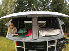 The Penthouse XL Roof Top Tent