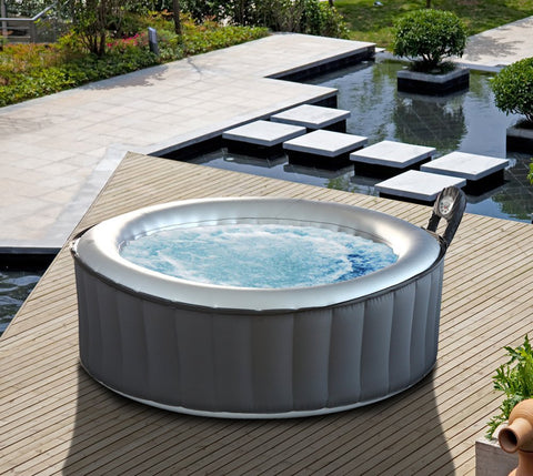 MSpa inflatable hot tub spas