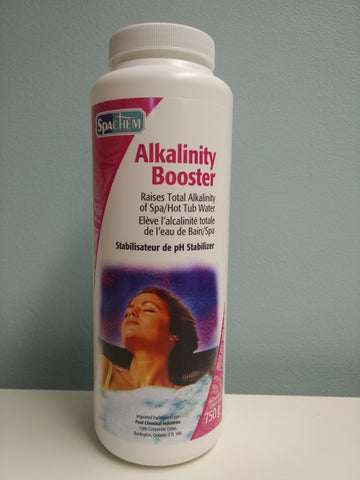 SPACHEM Alkalinity Booster