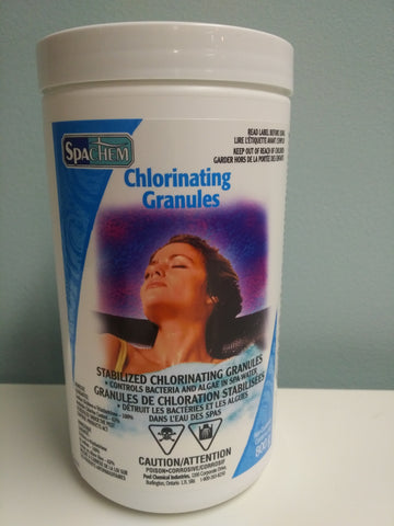 SPACHEM Chlorinating Granules