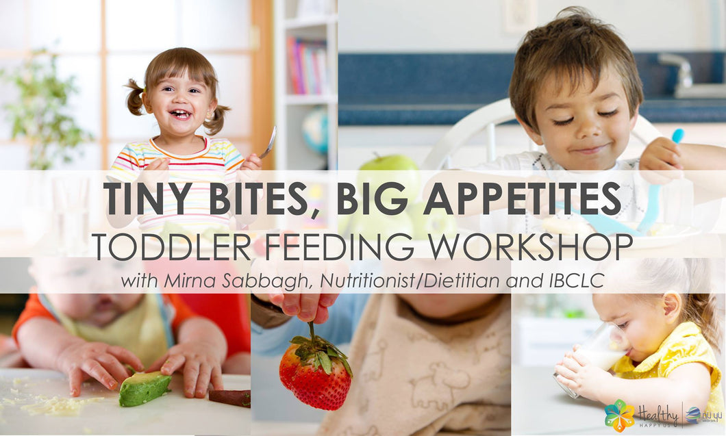 Toddler Feeding Workshop