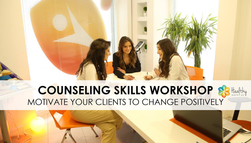 Counseling Skills Workshop