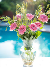 Lisianthus - Pink  - Bunch