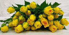 Spray Roses - Yellow  - Bunch