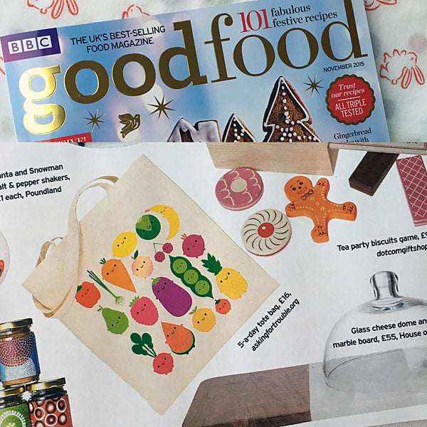 BB Good Food magazine