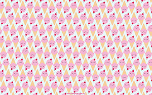 Ice Cream Cones wallpaper