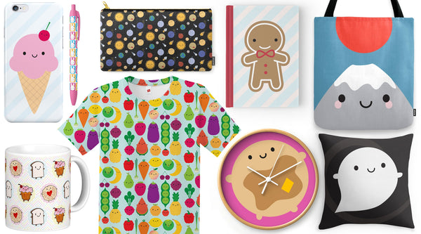 print on demand licensed products