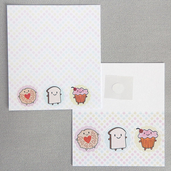 Pick & Mix Kawaii Folded Gift Tags