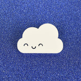 Happy Clouds Kawaii Acrylic Brooches