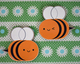 Kawaii Bumblebees Garden Decorations