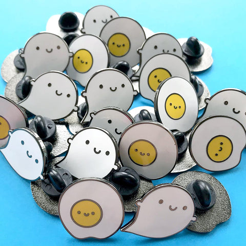 SECONDS - Kawaii Enamel Pins