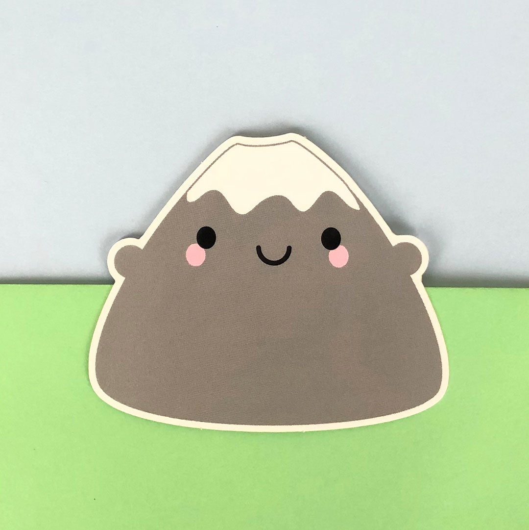 Mt Fuji Kawaii Japan Vinyl Stickers
