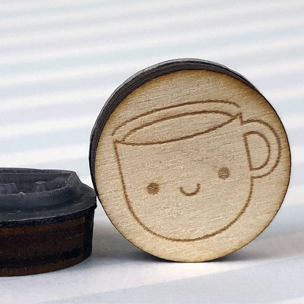 Tea & Toast Kawaii Polymer Stamps