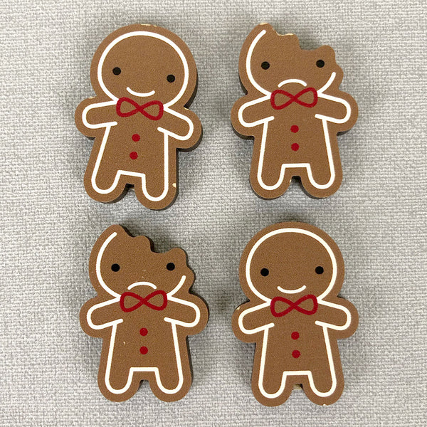 SECONDS - Kawaii Wooden Pins