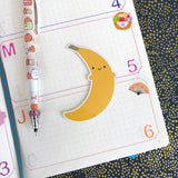 Happy Banana Kawaii Stickers