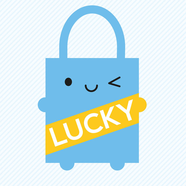 Lucky Bags - Kawaii Stationery, Badges or Cards