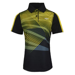 golf shirts sports series wicking breathable clothing badminton men's t-shirt table tennis clothes shirt JJ89006