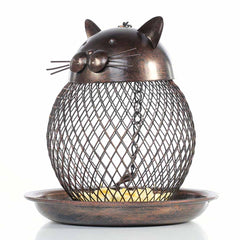 Mesh Cat Haning Feeder