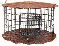 Erva Squirrel Proof Suet Cake Feeder - World of Birdhouses