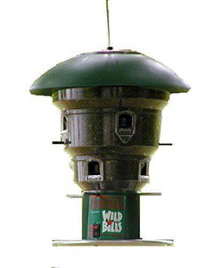 Wild Bill's 8 Station Squirrel Proof Bird Feeder