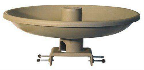 Farm Innovators All Seasons Premium Heated Birdbath
