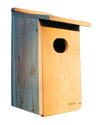 Woodlink Cedar Duck House - World of Birdhouses