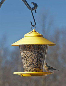 Cherry Valley Feeder Granary Style Bird Feeder, Colors may Vary - World of Birdhouses