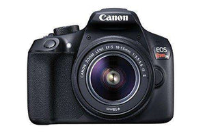 Canon EOS Rebel T6 Digital SLR Camera Kit with EF-S 18-55mm f/3.5-5.6 IS II Lens