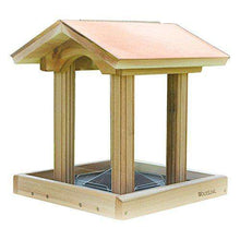 Woodlink Coppertop Hopper Bird Feeder - World of Birdhouses